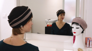 Frange-turban