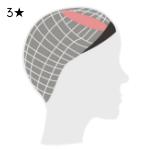 Bonnet perruque médicale confort 3 étoiles