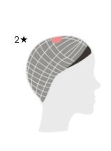 Confort perruque médicale 2 étoiles rond point