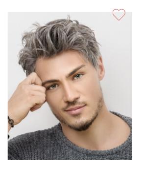 Choisir ma perruque homme en fonction de la forme de mon visage