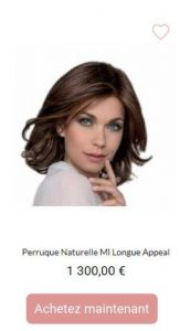 Perruque appeal