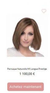 Perruque Prestige