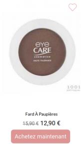 fard à paupières EyeCare
