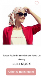 Adora Christine Headwear 1001Perruques.com