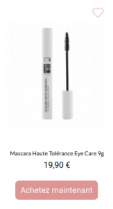 mascara volumateur eye care