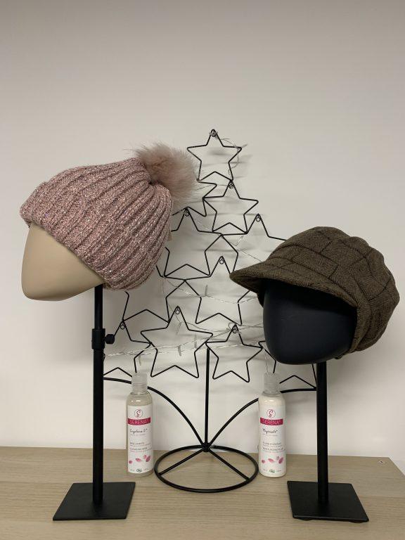 Quels accessoires capillaires pour combattre le froid ?
