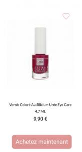 vernis au silicium eye care - 1001Perruques.com