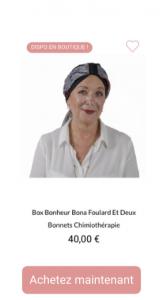 Box Bonheur - 1001perruques