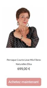 Perruque - Elisa