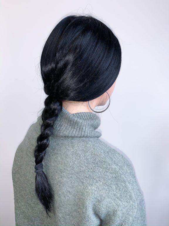 Des coiffures pour ma perruque