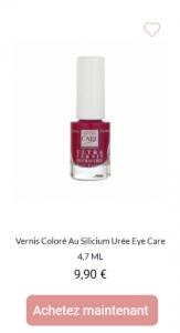 Vernis - Eye care