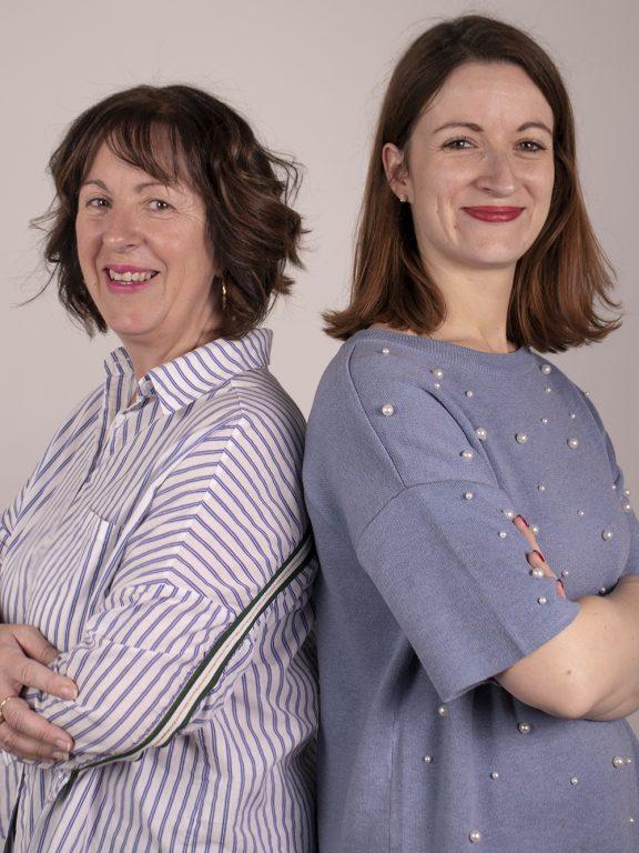 Deux femmes à la tête de 1001 Perruques et Ma Chevelure