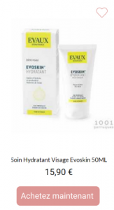 Soin hydratant - 1001Perruques