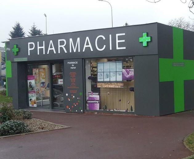Pharmacie Manoir à Halluin - 1001Perruque