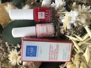 Base protectrice et vernis à ongles