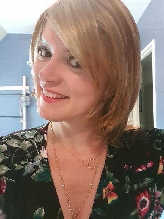 Le portrait de Solène, touchée par un cancer du sein triple négatif